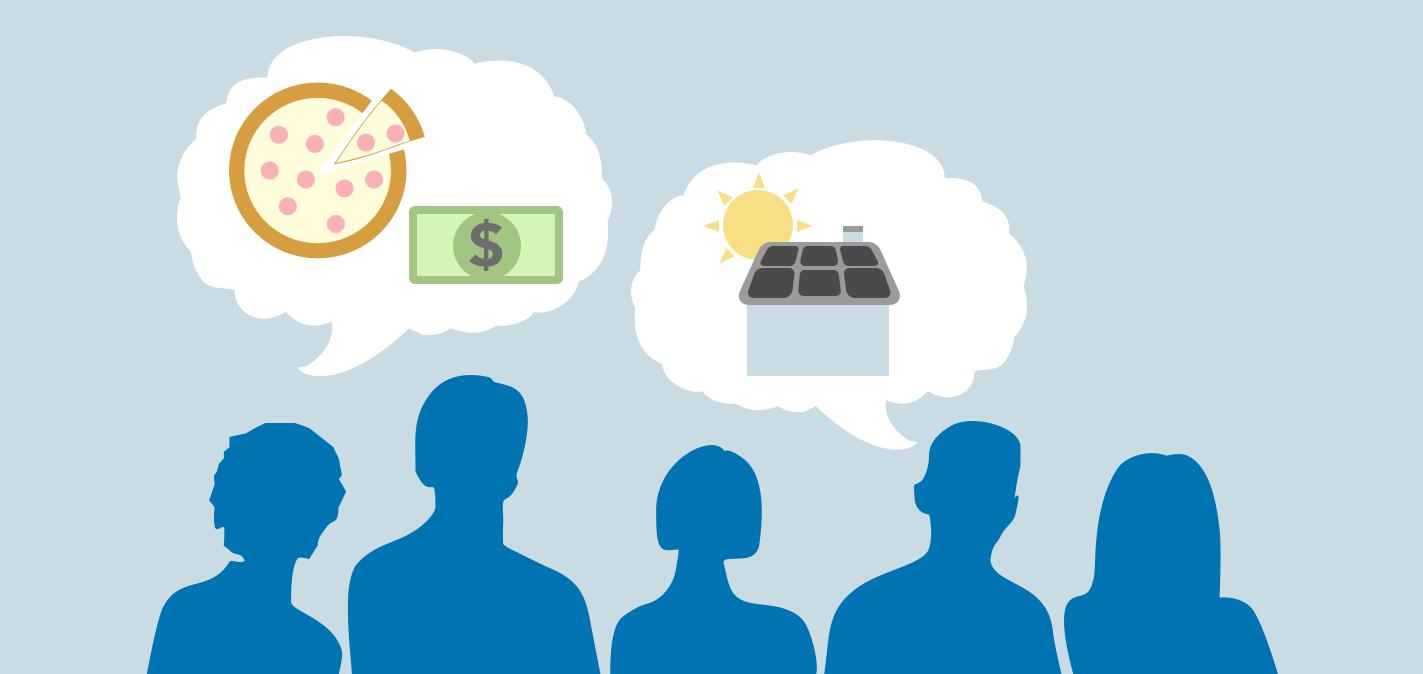 3 analogies to make solar relatable